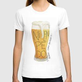 Ni en pedo T-shirt