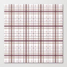 AFE Tartan Pattern2 Canvas Print