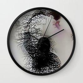 Torch II Wall Clock