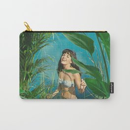 Jane of the Jungle Carry-All Pouch
