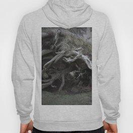 The enchanted fallen tree Hoody