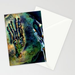 Past, Present, Future  Stationery Cards