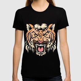 Mullet Tiger T-shirt