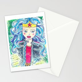 Liberated WW Stationery Cards