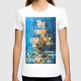 Sea ghost T-shirt