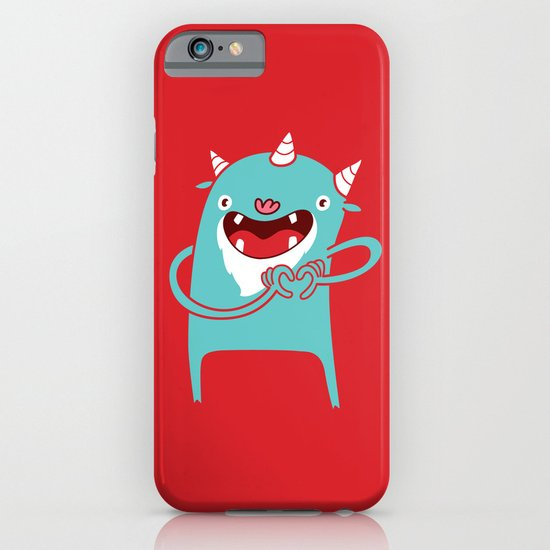 Monster Hearts You! iPhone & iPod Case