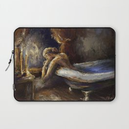 The Burnout. Laptop Sleeve