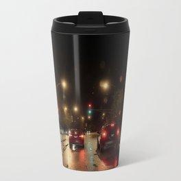 Luminescent Street Travel Mug