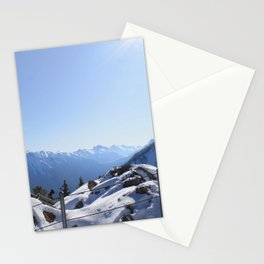 Banff Gondola Stationery Cards