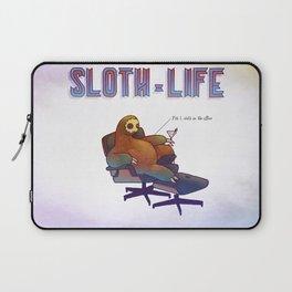 SLOTH LIFE fig. 1. Laptop Sleeve
