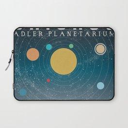 Chicago: Adler Planetarium Laptop Sleeve