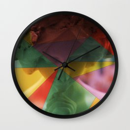 Figurine Wall Clock