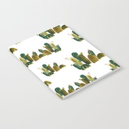 Cacti Pattern Notebook
