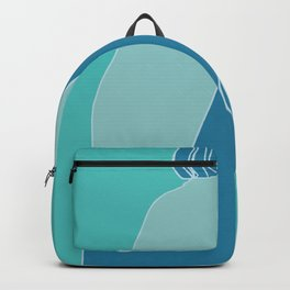 I will never leave you alone Backpack
