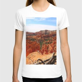 Sunset Point At  Bryce Canyon T-shirt
