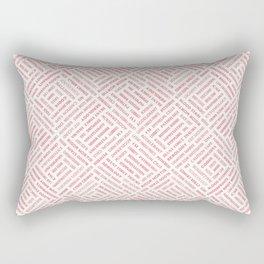 CSI TERMINOLOGY Rectangular Pillow