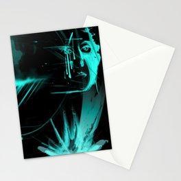 Blue Goddess Stationery Cards