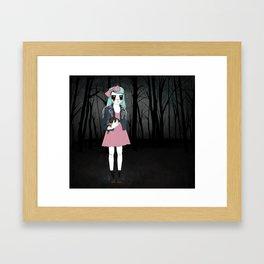 Corpse Paint Framed Art Print