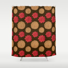 Autumn Melody Shower Curtain