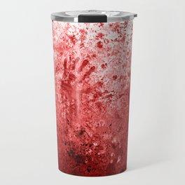 Bloody Abattoir Wall Travel Mug