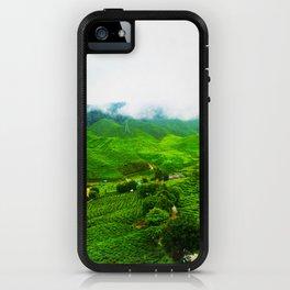 Cameron Highlands, Malaysia iPhone Case