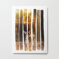 Little Deer Metal Print