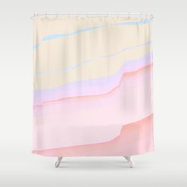 Lost my Heart Shower Curtain