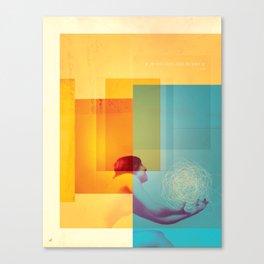 Still Point Canvas Print