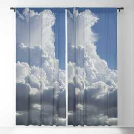 """""""Monsoon Sky #2"""" by Murray Bolesta! Blackout Curtain"""