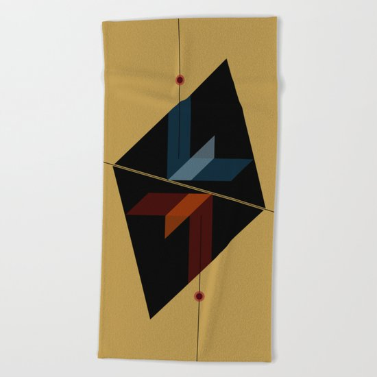 PJE/37 Beach Towel