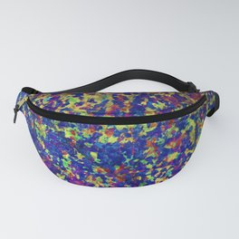 Grunge Painting Background G286 Fanny Pack