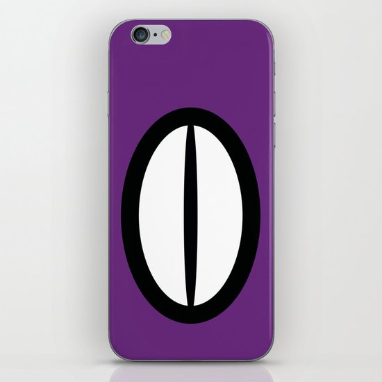 Wide Shut iPhone & iPod Skin