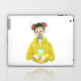 Saint Walter White Laptop & iPad Skin