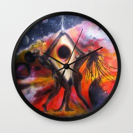 Re- Encoding The DNA Wall Clock