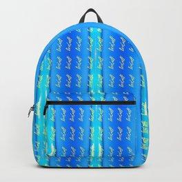 Nes Croft Signature Backpack