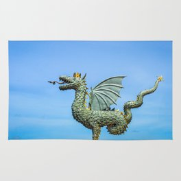 Dragon Zilant Rug
