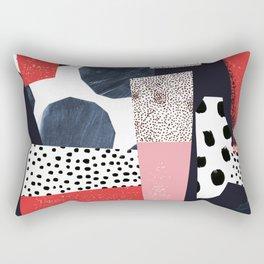 Mind The Dots! Rectangular Pillow
