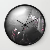 glee Wall Clocks featuring Graduation Glee (part 2) by Cassandra Evelyn