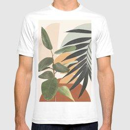 Sunset Flora 03 T-shirt