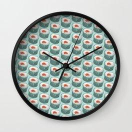 sushis Wall Clock