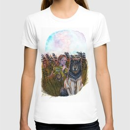 The Reed tree sign T-shirt