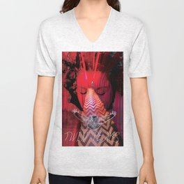 """Twin Peaks """"A Path to The Infinite"""" Unisex V-Neck"""