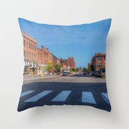 charlottetown Throw Pillow