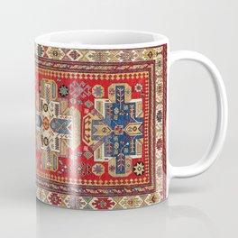 Daghestan Sumakh Northeast Caucasus Rug Print Coffee Mug