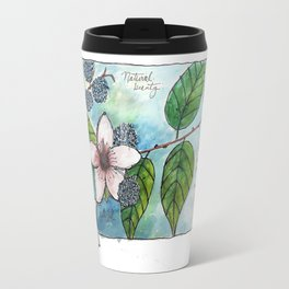 Blackberries & Cream Travel Mug