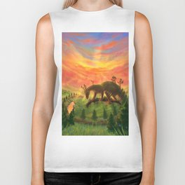 Uprooted Ancient Biker Tank