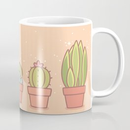 Plant Pots Coffee Mug