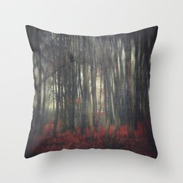 ordinary day Throw Pillow