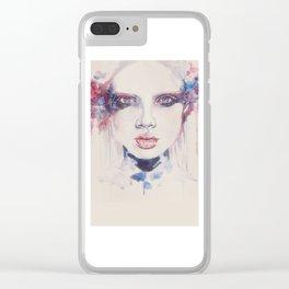 impulses Clear iPhone Case