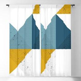 Modern Geometric 19 Blackout Curtain